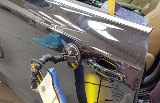 PÜR Lack - Meisterbetrieb für Karosserie- und Lackiertechnik in Ahlen | Spot-Repai Service