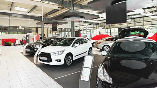 werkstattPÜR Lack - Meisterbetrieb für Karosserie- und Lackiertechnik in Ahlen | Lösung - Autohaus